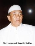 Abuyya Ahmad Suyuthi Dahlan