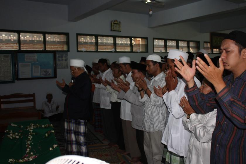 KH. Drs. Masduqi Mahfud